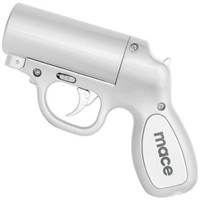 Silver Mace® Pepper Gun - Trigger Activated LED Light