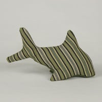 shark pillow by BUFORDCRAFTS