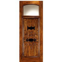 AN-2003 | Art Nouveau Doors | Entry Door