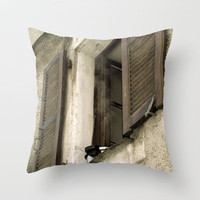 cooling Throw Pillow by inourgardentoo | Society6