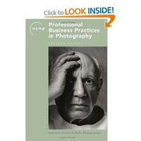 ASMP Professional Business Practices in Photography [Paperback]
