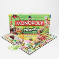 UrbanOutfitters.com > The Muppets Monopoly Game