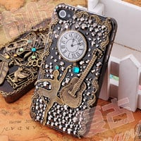 Vintage Dancing Girl DIY phone case set  DIY by MegaSuperStore