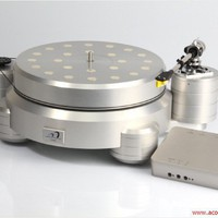Acoustic Signature Reference Turntable: Thunder