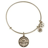 Claddagh Bangle - Alex and Ani