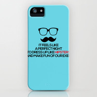 22 - Taylor Swift Lyric - Blue Version iPhone Case by losinghimwasblue | Society6