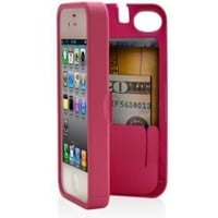 Pink iPhone 4/4s case wi...