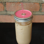 Pink Mason Jar Tumbler