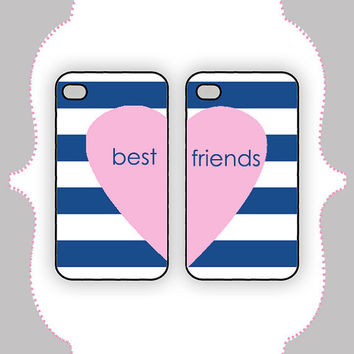 iPhone 4/4s Case- Best Friends Case- iPhone Case, iPhone 4s Case, iPhone 4 Case, iPhone 4 Cover