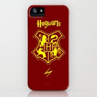 Harry Potter-Hogwarts III iPhone Case by IIIIHiveIIII | Society6