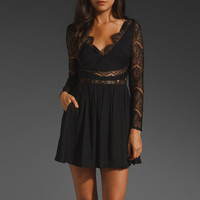 keepsake Paradise Stars Dress in Black from REVOLVEclothing.com