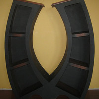 Symmetry, Handmade 4FT Bookcase