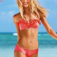 Ruffle Push-Up Bandeau Top - Beach Sexy - Victoria's Secret