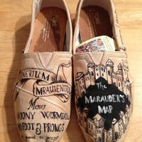 Harry Potter Shoes (TOMS version)