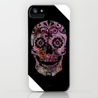 Rachel's Skull iPhone Case by Chris Klemens | Society6