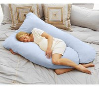 Amazon.com: Todays Mom Cozy Comfort Pregnancy Pillow - Espresso: Baby