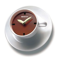 INFMETRY:: Coffee Cup Style Wall Clock - Clock - Home&amp;Decor