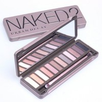 Urban Decay Naked 2 12 colors eyeshadow palette Laheron Edition from Pop and Shop