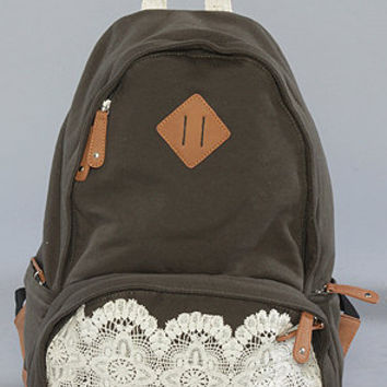 The Palma Backpack : Nila Anthony : Karmaloop.com - Global Concrete Culture