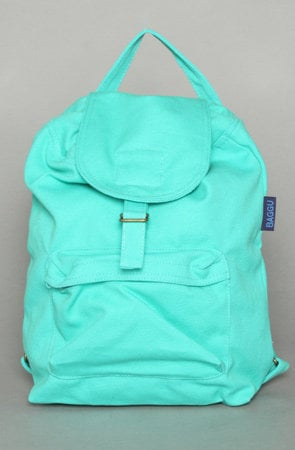The Baggu Backpack in Sea : Baggu : Karmaloop.com - Global Concrete Culture