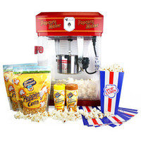 Home Cinema Popcorn Maker Kit - buy at Firebox.com