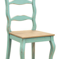 Aqua Marine Dining Chair - Sweetpea & Willow London