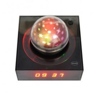buy cheap Mini Star Projector with Six Kinds of Natural Sound Digital Alarm Clock and Thermometer wholesale on China Gadget Land