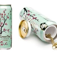 Diversion Can Safes- Lookalike Safe- Arizona Tea- Assorted Flavors