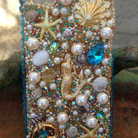 Sensational Beach Bling iPhone 4/4s Case