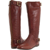 Nine West Newsflash Medium Brown Leather - Zappos.com Free Shipping BOTH Ways