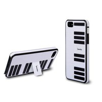 Amazon.com: Poetic Keys Case with Build-in KickStand (Piano Keys Design) for Apple iPhone 5 5th Generation 5G (AT&T, T-Mobile, Sprint, Verizon) Black/White: Cell Phones & Accessories
