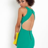 Envy Cutout Dress in  Clothes at Nasty Gal