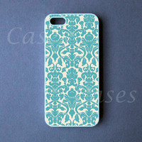 Iphone 5 Case - Vintage Damask Iphone 5 Cover -  PRE ORDER (Ships Oct 1)