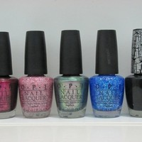 OPI Katy Perry Collection 5 Bottles Wholeset