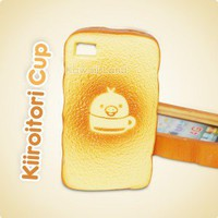 Rilakkuma & Friends IPhone 4G Bread Case