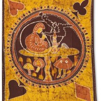Alice in Wonderland Wall Hang Tapestry