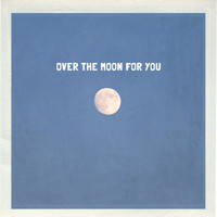 $18.00 over the moon for you Art Print by Beverly LeFevre | Society6