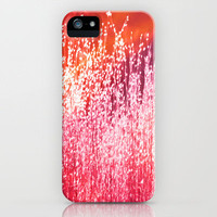 Grasses Sundae iPhone Case by Veronica Ventress | Society6