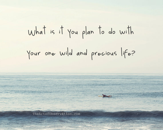Inspirational Quotes, life, Ocean Surfer Photography Print. minimalist, 8x10, Typography