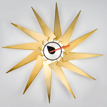 Helios Wall Clock, contemporary clocks