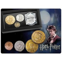 Harry Potter Gringotts Bank Coin Collection - Noble Collection - Harry Potter - Prop Replicas at Entertainment Earth