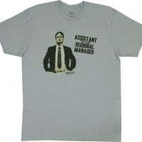 Assistant To The Regional Manager - The Office Sheer T-shirt - MyTeeSpot - Your T-shirt Store
