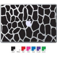 Giraffe Decal for Macbook, Air, Pro or Ipad