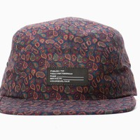 Publish Brand - Logan 5 Panel Hat (Maroon)