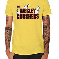 The Big Bang Theory The Wesley Crushers T-Shirt - 321984