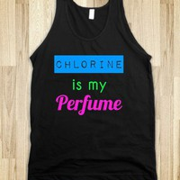 CHLORINE is my Perfume Black - ZimmaCass