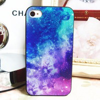 Galaxy Design Case for iPhone 4/4s