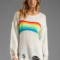 Wildfox Couture Rainbow Dreamer in Eggshell from REVOLVEclothing.com