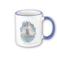Galadriel With Name Coffee Mugs