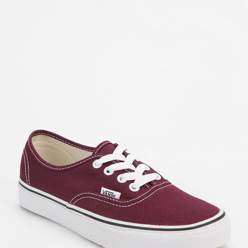 Vans Authentic Canvas Women's Sneaker-